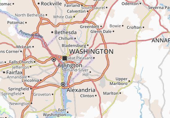 Benning Map