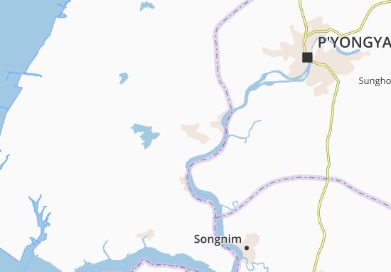 Mappe-Piantine Chungwa