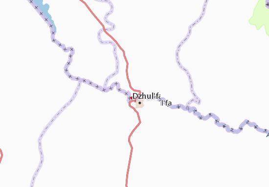 Mapas-Planos Dzhul'fa