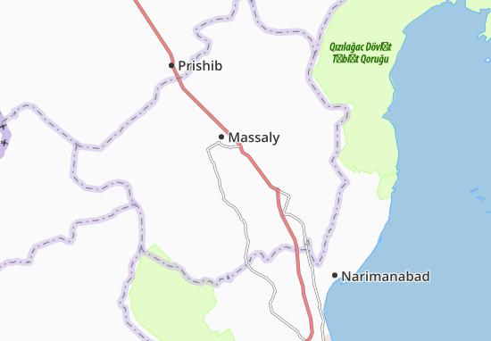 Kaart Plattegrond Gegechol