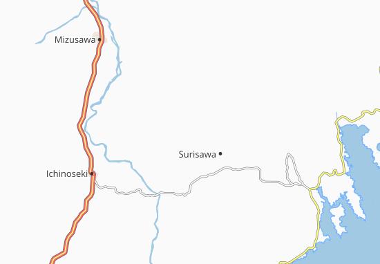 Sarusawa Map