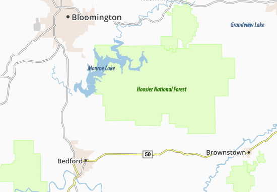 Yellowstone Karte.Karte Stadtplan Yellowstone Viamichelin