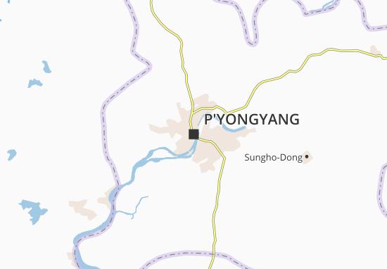 P'Yongyang Map
