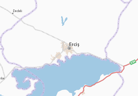 Mapas-Planos Erciş
