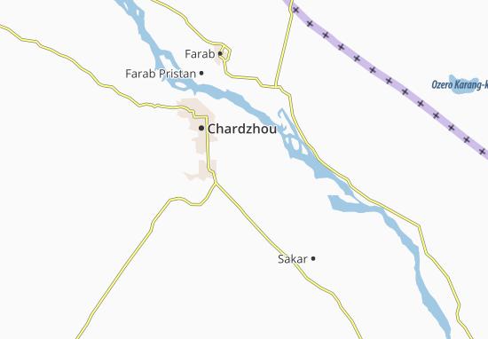 Mapas-Planos Khodzhara