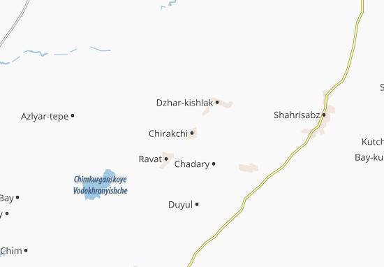 Mapas-Planos Chirakchi