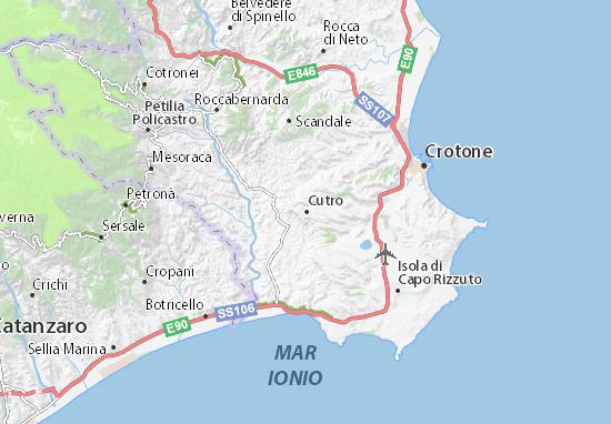 Mappe-Piantine Cutro