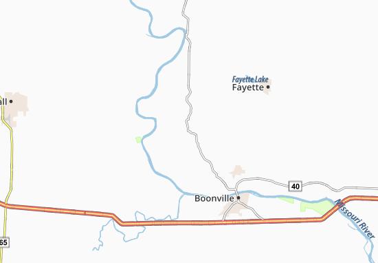 Boonesboro Map