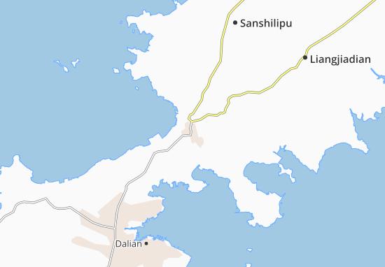 Jinzhou Map