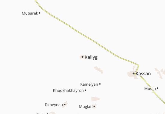 Mapas-Planos Kallyg