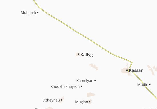 Kallyg Map