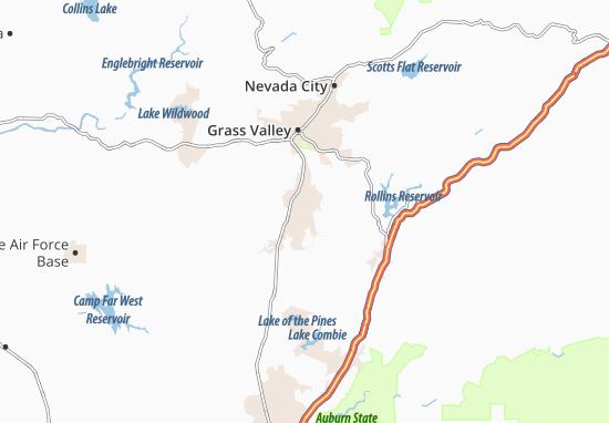 Mapas-Planos Alta Sierra