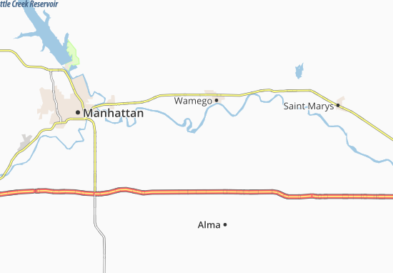 Mappe-Piantine Wabaunsee