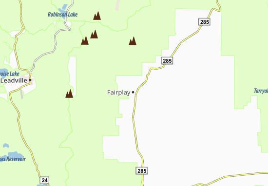 Fairplay Map