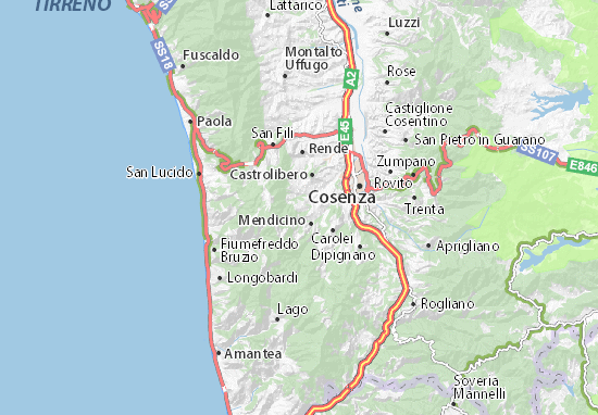 Mappe-Piantine Cerisano
