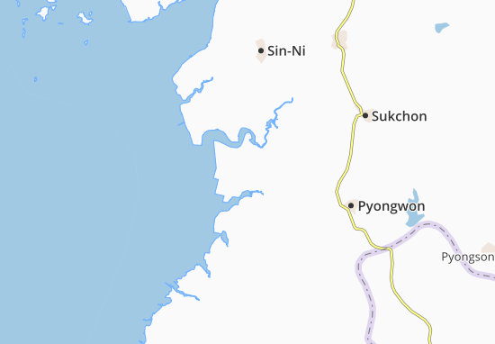 Mappe-Piantine Chunghung-Dong