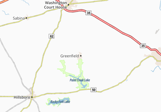 Greenfield Map