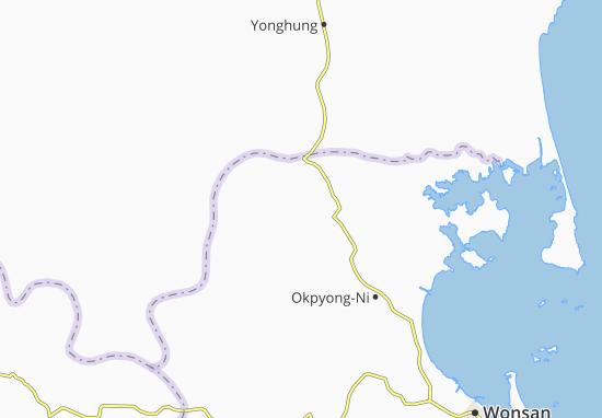 Mapas-Planos Chonnae