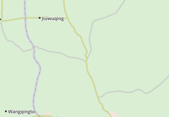 Mappe-Piantine Yangcun