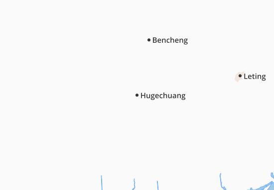 Hugechuang Map