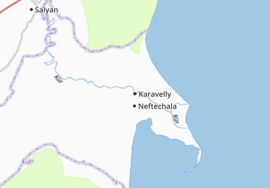 Mappe-Piantine Karavelly