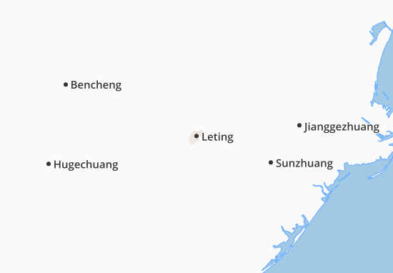 Leting Map