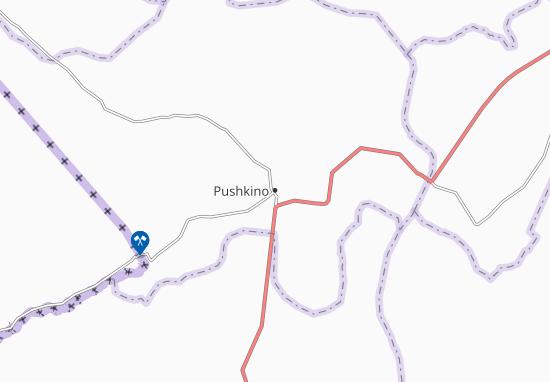 Mappe-Piantine Pushkino
