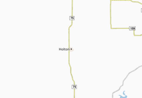 Mapas-Planos Holton