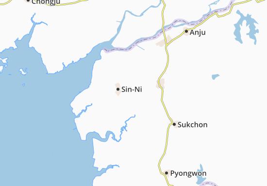 Mapas-Planos Yongji-Ni