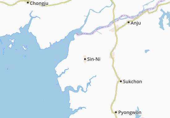 Sin-Ni Map