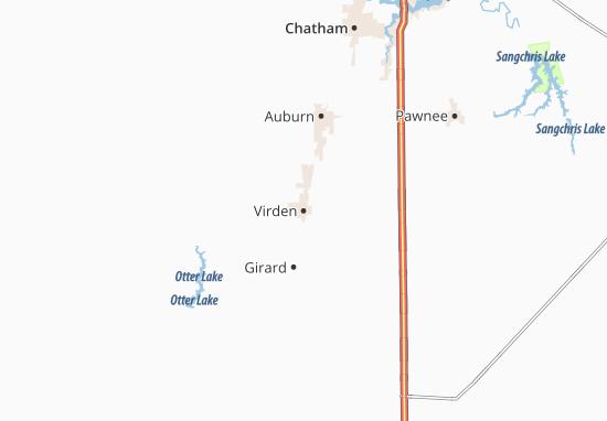 Virden Map