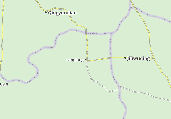 Langfang Map