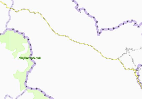 Mapa Plano Sisian