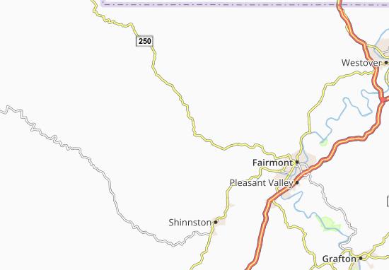 Mannington Map