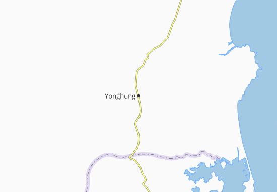 Mapas-Planos Yonghung
