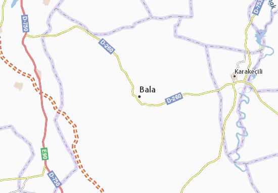 Mappe-Piantine Bala