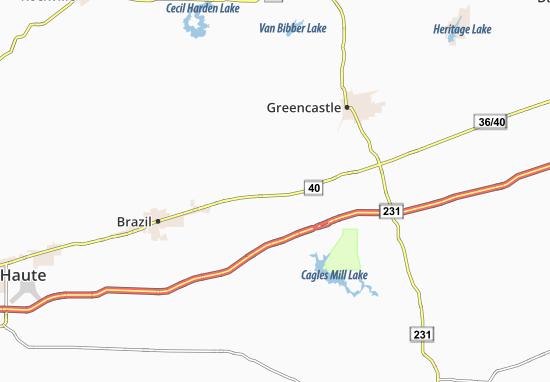 Reelsville Map