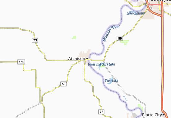 Mapas-Planos Atchison