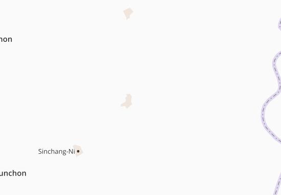 Pukch'ang-Ni Map