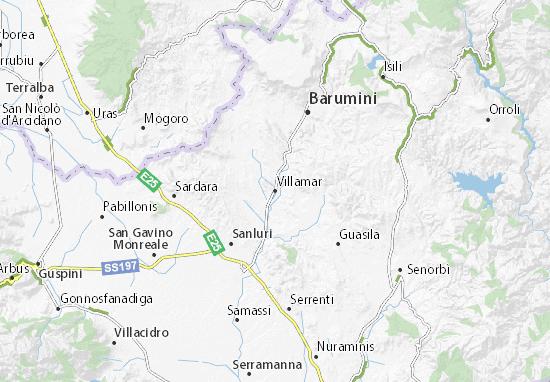 Mapas-Planos Villamar