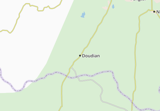 Doudian Map