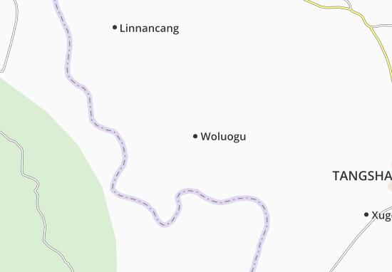 Mapas-Planos Woluogu