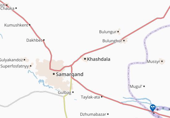 Khashdala Map