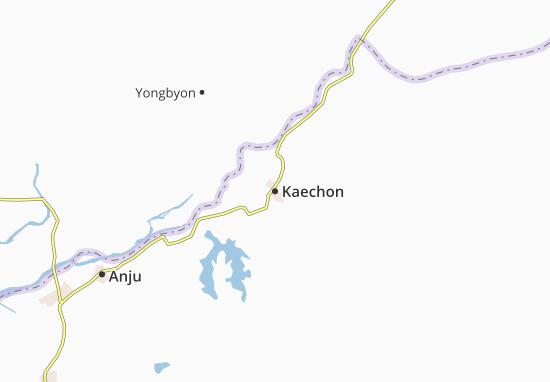 Mappe-Piantine Kaechon