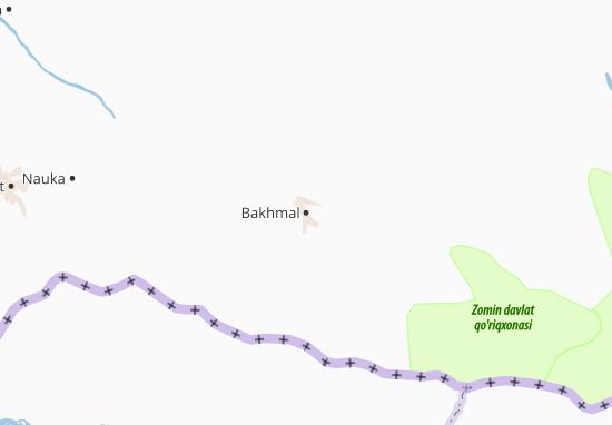 Mapas-Planos Bakhmal