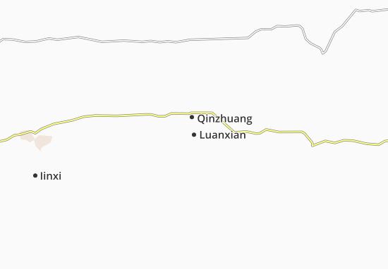 Mappe-Piantine Luanxian