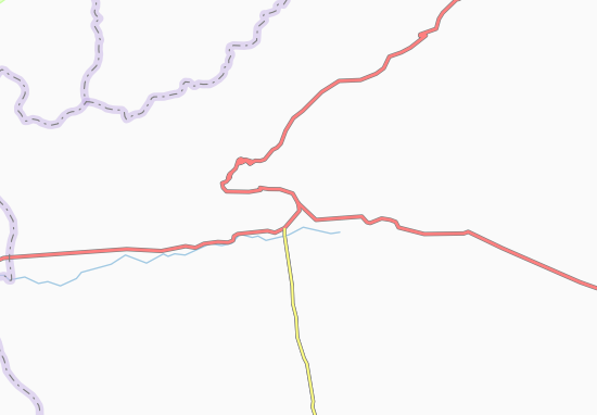 Sary-Tash Map