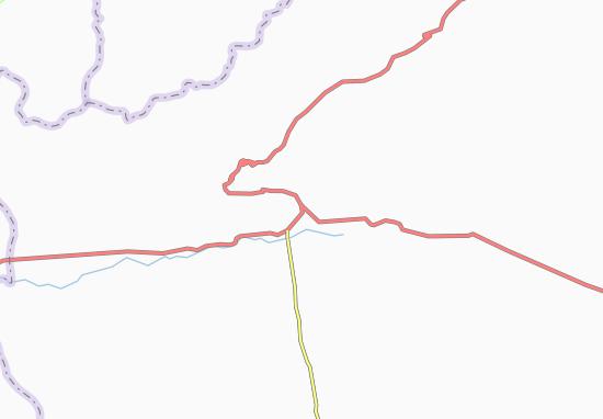 Mapas-Planos Sary-Tash