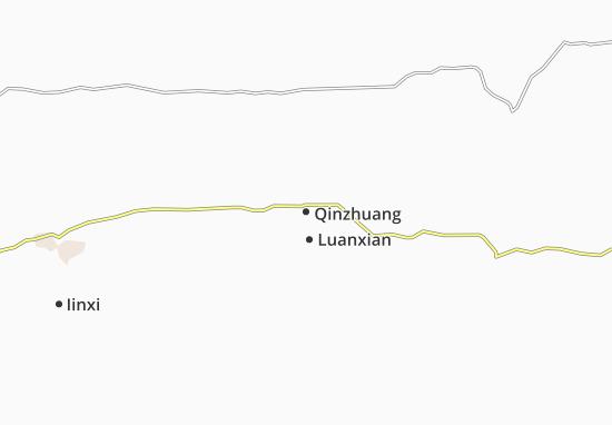 Qinzhuang Map