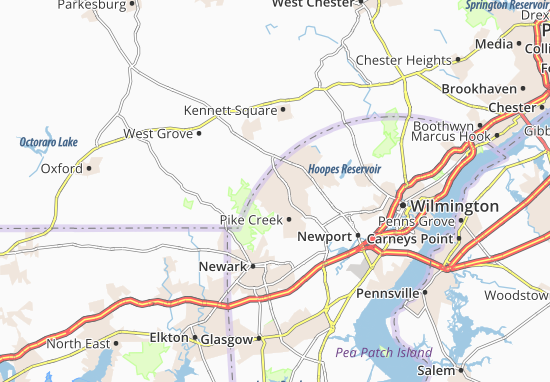 North Star Map